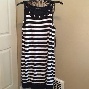 White house black market fun little  dress